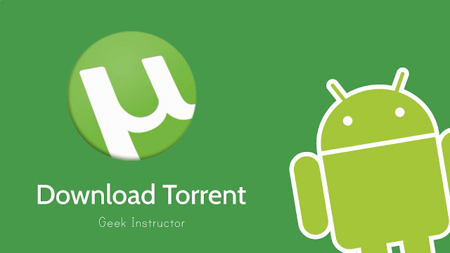 download torrent files android