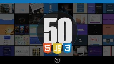 50 Projects In 50 Days - HTML
