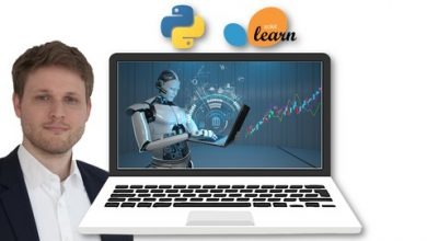 Algorithmic Trading A-Z with Python