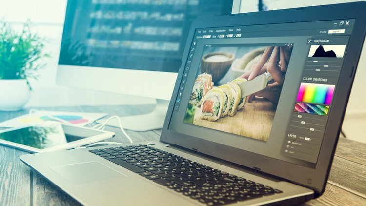 Learn Photo Editing with Photoshop 2021