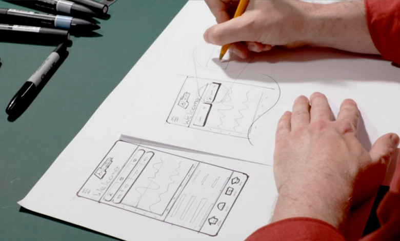 Sketching for UX Designers x