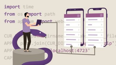 Test Automation with Python: 7 Mobile Automation with Appium