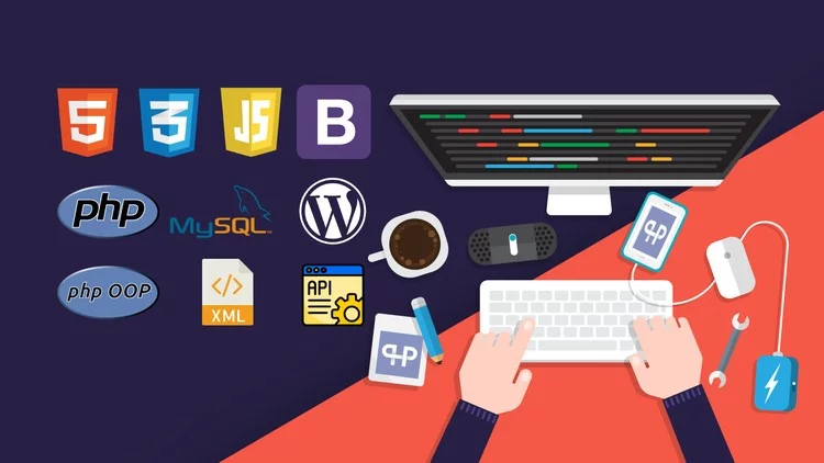 The Complete 2021 PHP Full Stack Web Developer Bootcamp