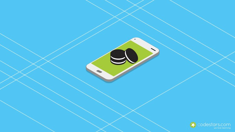 The Complete Android Oreo Developer Course - Build 23 Apps!