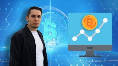 The complete Cryptocurrency trading course A to Z in
